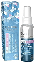Profumi e cosmetici Spray per capelli bifasico - Estel Winteria Beauty Hair Lab
