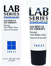 Profumi e cosmetici Crema contorno occhi - Lab Series Age Rescue + Eye Therapy