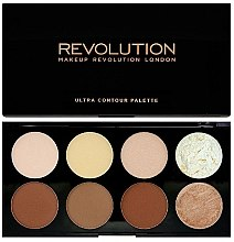 Profumi e cosmetici Palette contouring - Makeup Revolution Ultra Contour Palette