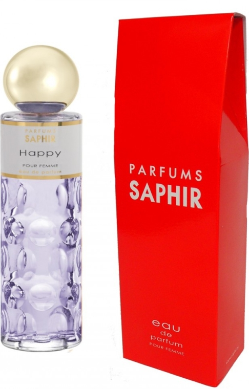 Saphir Parfums Happy - Eau de Parfum