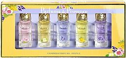 Profumi e cosmetici Charrier Parfums Parfums De Provence - Set (edt/10.8ml x 5)