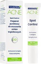 Profumi e cosmetici Rimedio anti acne - Novaclear Acne Spot Control