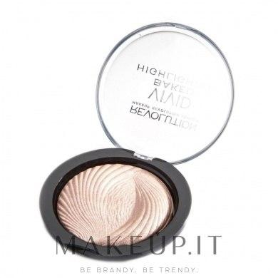 Illuminante viso - Makeup Revolution Highlighting — foto Peach Lights