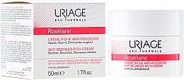 Profumi e cosmetici Crema lenitiva - Uriage Roseliane Anti-Redness Rich Cream