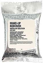 Profumi e cosmetici Salviettine detergenti per pelli secche - Comodynes Make-up Remover Micellar Solution