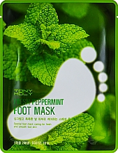 Profumi e cosmetici Maschera per gambe - Tony Moly Fresh Peppermint Foot Mask