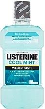 Profumi e cosmetici Collutorio - Listerine Cool Mint Mild Taste