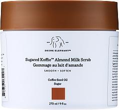 Profumi e cosmetici Scrub corpo - Drunk Elephant Sugared Koffie Almond Milk Body Scrub