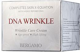 Profumi e cosmetici Crema viso antietà - Bergamo Dna Wrinkle Face Cream