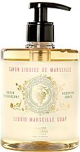 """Profumi e cosmetici Sapone liquido di Marsiglia """"Uva bianca"""" - Panier Des Sens White Grape Liquid Marseille Soap"""