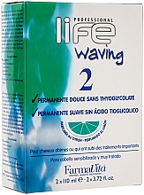 Profumi e cosmetici Lozione per permanente al profumo di agrumi - Farmavita Life Waving 2