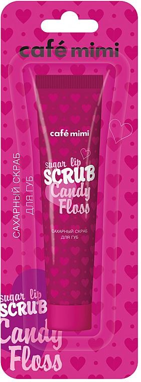 Scrub labbra allo zucchero - Cafe mimi Scrub Candy Floss