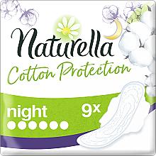 Profumi e cosmetici Assorbenti igienici 9pz - Naturella Cotton Protection Ultra Night