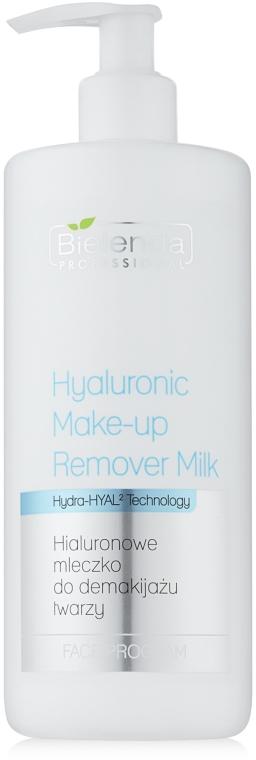 Emulsione ialuronica struccante - Bielenda Professional Hydra-Hyal Hyaluronic Make Up Removal