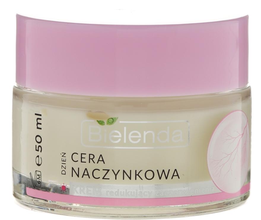 Crema da giorno anti-arrossamento - Bielenda Capillary Skin Anti-Redness Face Cream — foto N1
