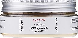 Profumi e cosmetici Pomata per lo styling dei capelli - BioBotanic BeFine Styling Pomade