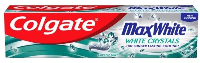 Dentifricio sbiancante - Colgate Max White White Crystals