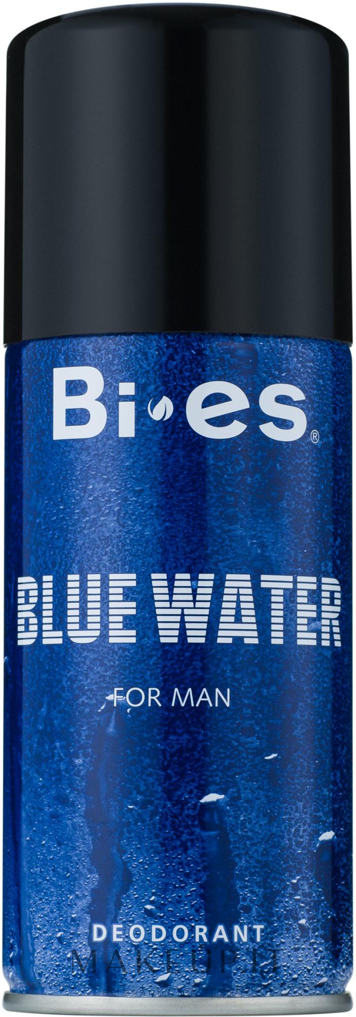 Bi-Es Blue Water Men - Deodorante — foto 150 ml