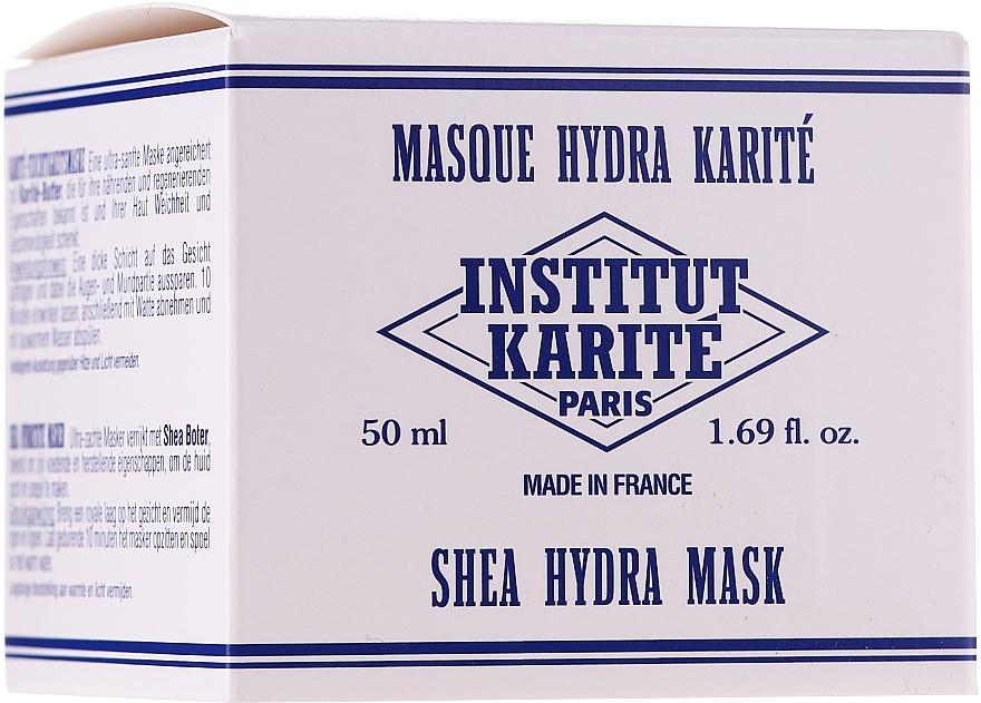 Set - Institut Karite Shea (f/cr/50ml + f/lot/50ml + f/mask/50ml + bag) — foto N8