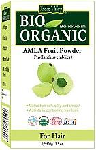 """Profumi e cosmetici Polvere di frutta """"Amla"""" - Indus Valley Bio Organic Amla Fruit Powder"""