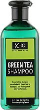 """Profumi e cosmetici Shampoo per capelli secchi e danneggiati """"Green Tea"""" - Xpel Marketing Ltd Hair Care Green Tea Shampoo"""