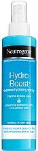 Profumi e cosmetici Spray idratante corpo - Neutrogena Hydro Boost Express Hydrating Spray