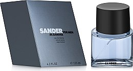 Jil Sander Sander for men - Eau de toilette  — foto N1