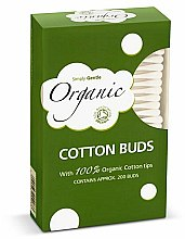 Profumi e cosmetici Cotton fioc - Simply Gentle Organic Cotton Buds