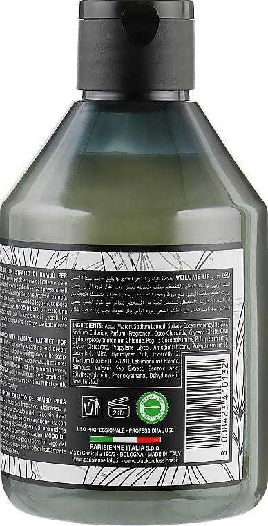 Shampoo per volume dei capelli - Black Professional Line Blanc Volume Up Shampoo — foto N2