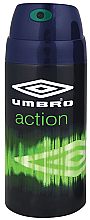 Profumi e cosmetici Umbro Action - Deodorante