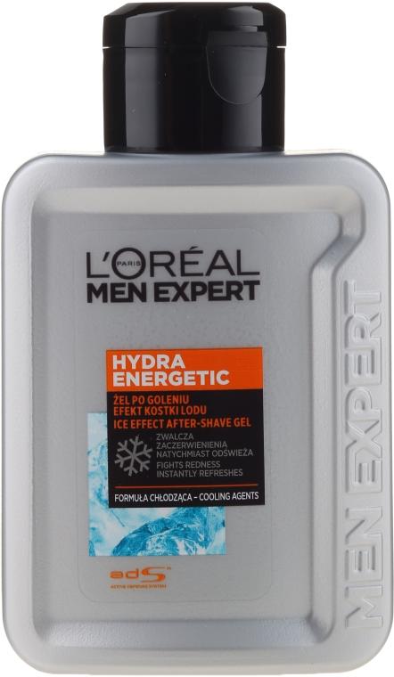Gel dopo rasatura - L'Oreal Paris Men Expert