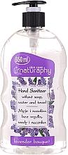Profumi e cosmetici Igienizzante mani al profumo di lavanda - Bluxcosmetics Naturaphy Alcohol Hand Sanitizer With Lavender Fragrance