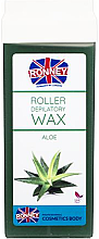 "Profumi e cosmetici Cartuccia cera depilatoria ""Aloe"" - Ronney Wax Cartridge Aloe"