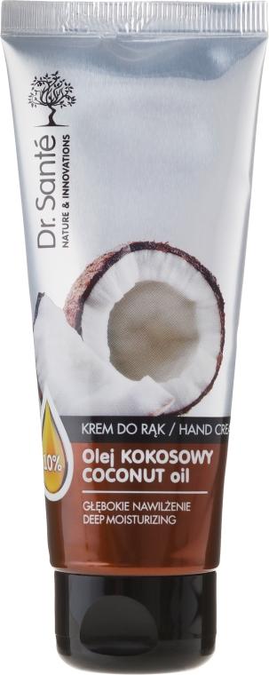 Crema idratante mani - Dr. Sante Hand Cream Coconut Oil
