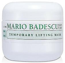 Profumi e cosmetici Maschera-lifting - Mario Badescu Temporary Lifting Mask