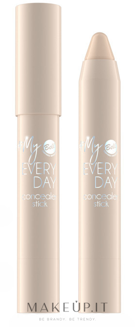 Correttore viso - Bell My Everyday Concealer Stick — foto 02 - Natural Beige