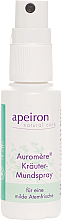 Profumi e cosmetici Spray orale - Apeiron Auromere Herbal Mouth Spray
