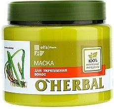 Profumi e cosmetici Maschera per capelli - O'Herbal