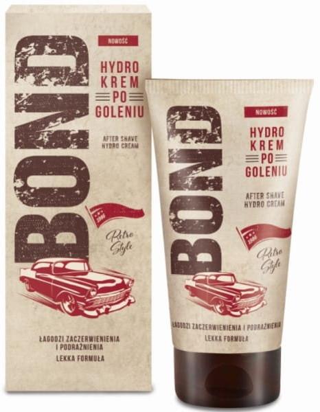 Crema dopobarba idratante - Bond Retro Style After Shave Hydro Cream — foto N1