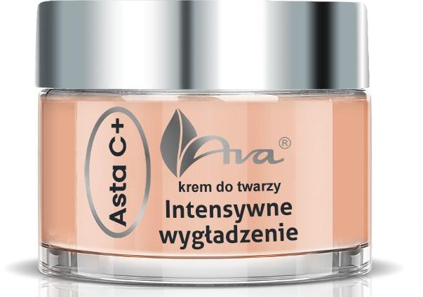 Crema viso da notte - Ava Laboratorium Asta C+ Intensive Smoothing