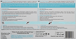 Concentrato attivo a basso peso molecolare di acido ialuronico - Bielenda Professional Meso Med Program Active Concentrate With Low Molecular Weight Hyaluronic Acid — foto N3