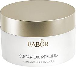 Profumi e cosmetici Peeling allo zucchero con olio di argan - Babor Cleansing Sugar Oil Peeling