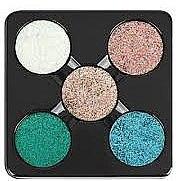 Profumi e cosmetici Ombretto - Makeup Revolution Pro Magnetic Glitter Eyeshadow (ricarica)