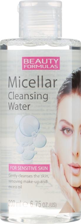 Acqua micellare - Beauty Formulas Micellar Cleansing Water