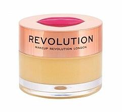 "Profumi e cosmetici Balsamo-maschera labbra ""Succo di ananas"" - Makeup Revolution Kiss Lip Balm Pineapple Crush"