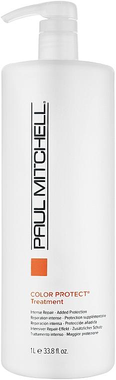 Trattamento intensivo rigenerante per capelli colorati - Paul Mitchell ColorCare Color Protect Reconstructive Treatment — foto N2