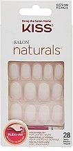 Profumi e cosmetici Set di unghie finte - Kiss Salon Flexi-Fit Patented Technology Nails (28pz)