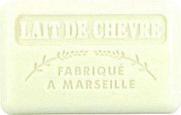"""Profumi e cosmetici Sapone di Marsiglia """"Latte di Capra"""" - Foufour Savonnette Marseillaise Lait de Chevre"""