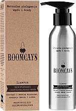 Profumi e cosmetici Shampoo per la pulizia della barba - Roomcays Shampoo