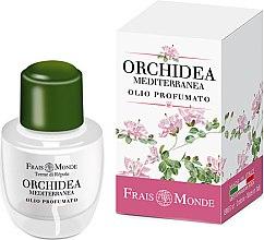 """Profumi e cosmetici Olio profumato """"Orchidea mediterranea"""" - Frais Monde Orchidea Mediterranea Perfumed Oil"""